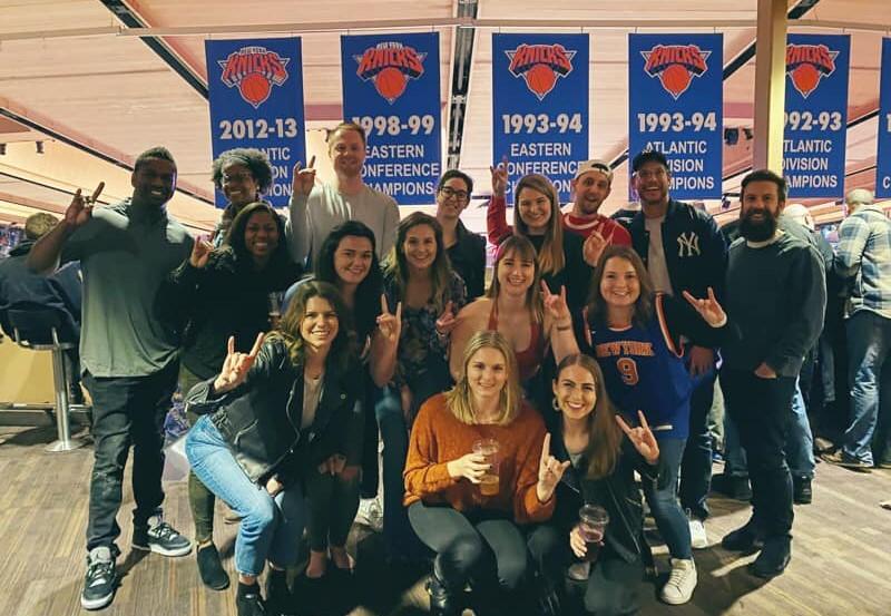 NY alumni
