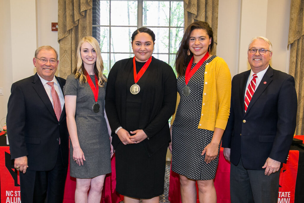 NC State Faculty and Mathew Medals Awards