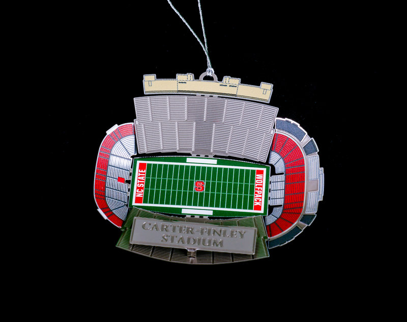 Carter-Finley Stadium ornament