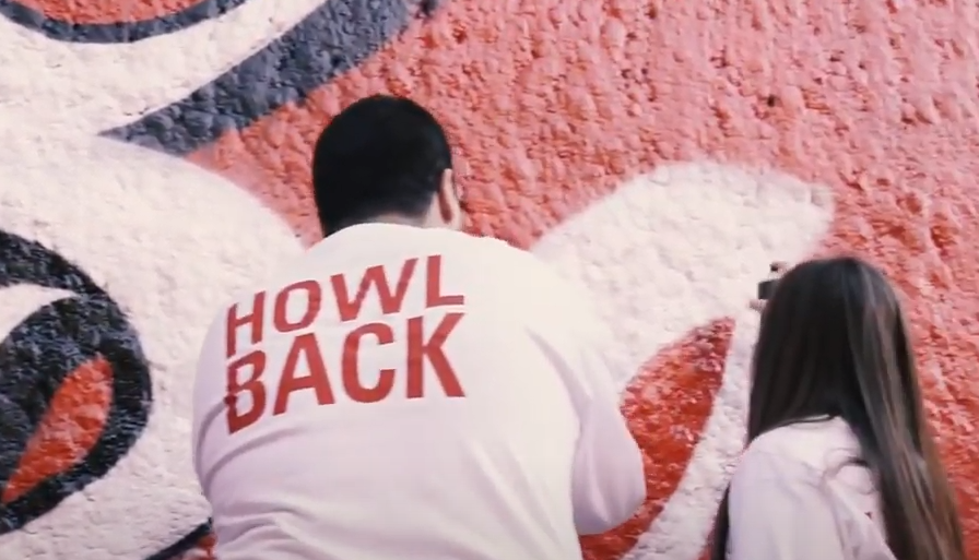 Howl Back video