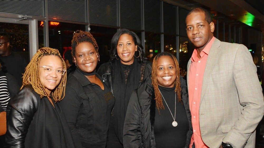 Black Alumni Society Homecoming photo