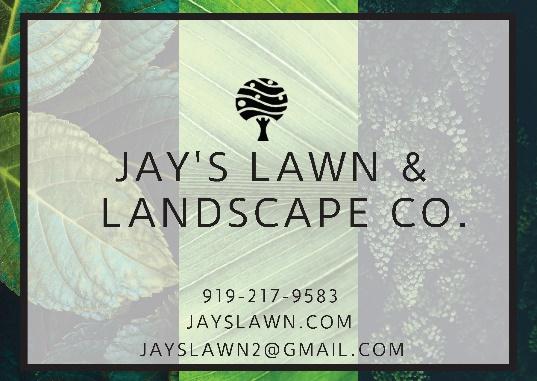 Jay's Lawn & Landscape Co.