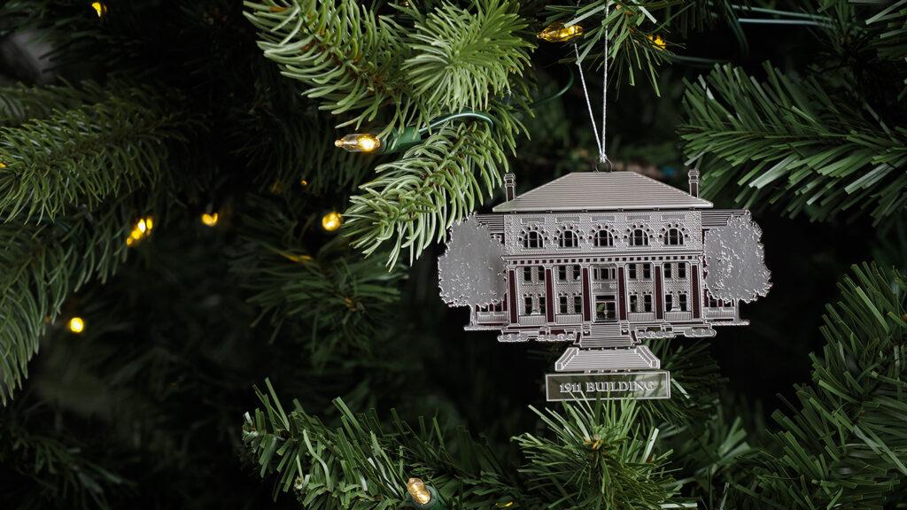 1911 Building Ornament