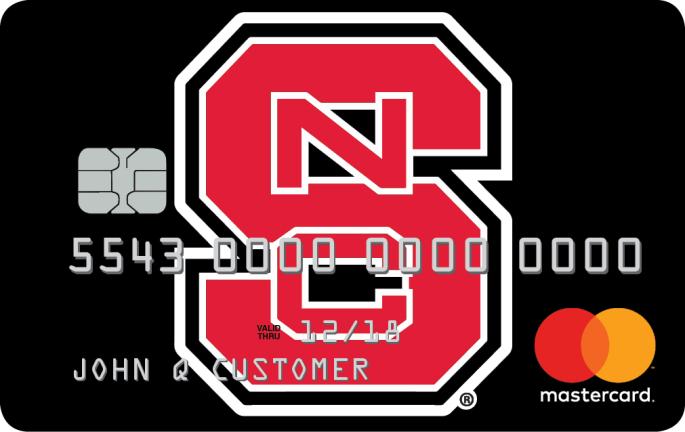 Commerce Bank NC State credit card