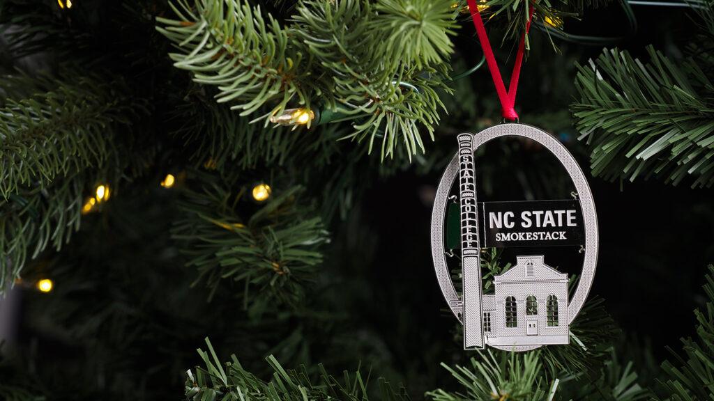 Smokestack Ornament