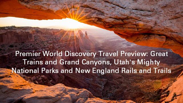 National Park in Utah