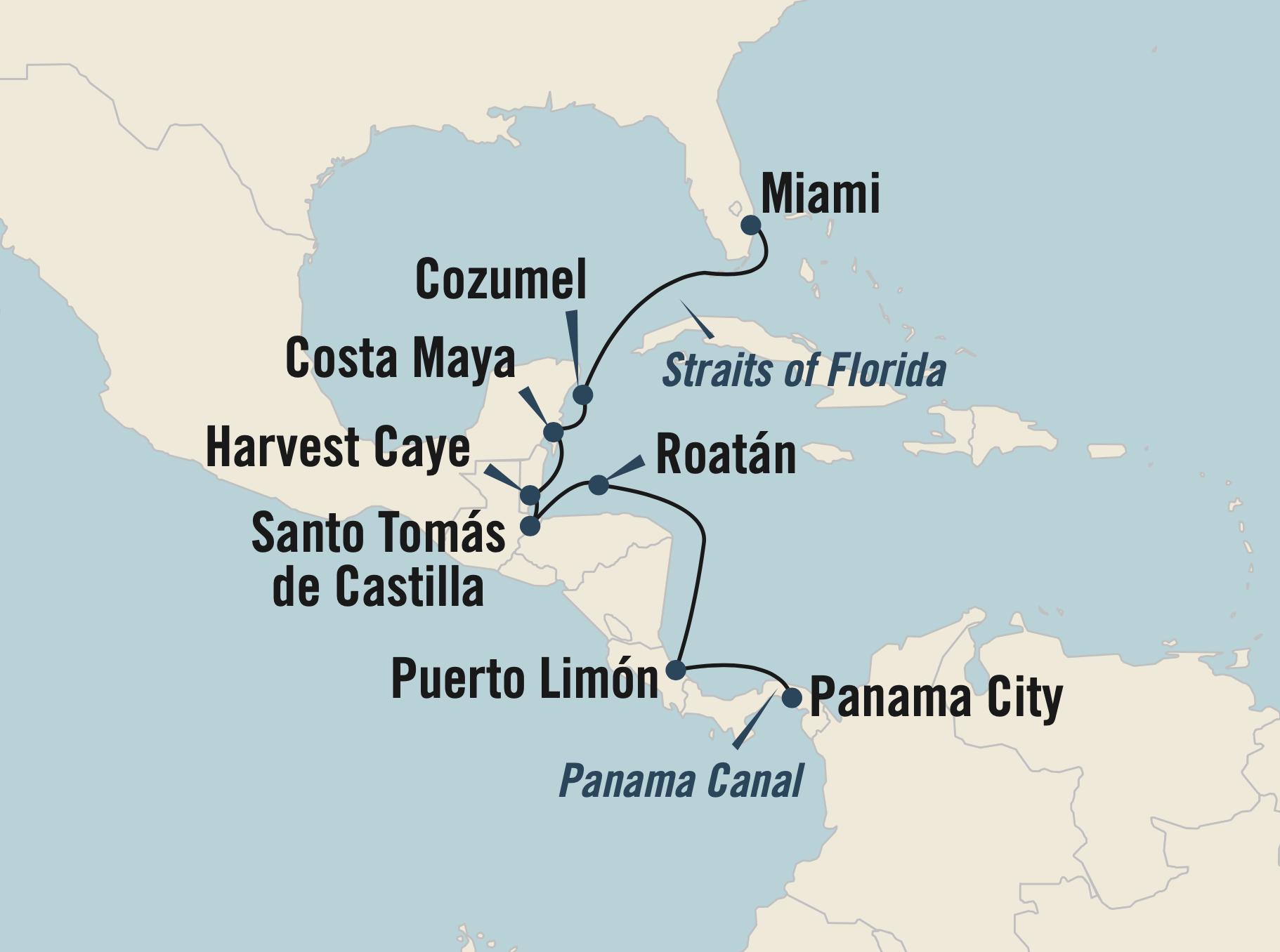 Panama Potpourri